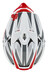 bluegrass Intox Fullface-Helmet black/red/white